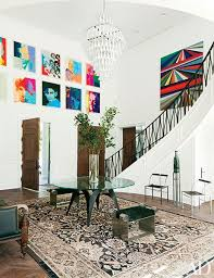 Oriental Rugs Los Angeles 29 Oriental Rugs For Every Space Photos Architectural Digest