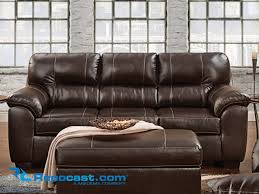 Leather Like Sofa Repocast 90 Sofa Upholstered In A High Performance