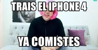 Iphone 4 Meme - trais el iphone 4 ya comistes galatzia2 meme generator