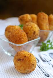 potato croquettes crispy deep fried mashed potatoes