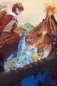 movies with pokemon the land before time by kariohki on