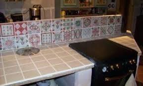 carrelage plan travail cuisine carrelage pour plan de travail cuisine stunning renover un plan de