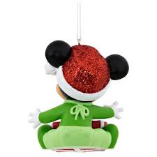 hallmark disney mickey mouse baby s 1st ornament