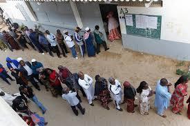 les bureaux de vote sénégal les bureaux de vote ont fermé