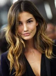 ecaille hair balayage ombré ecaille confused billi currie
