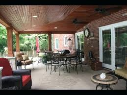 Outdoor Covered Patio Design Ideas Patio Cover Patio Ideas Covered Patio Cover Ideas Pinterest