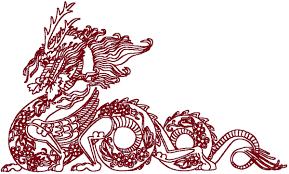 asian designs asian dragon embroidery design