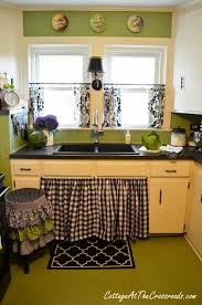Kitchen Sink Curtain Ideas Awesome Ideas Kitchen Sink Curtains Fine Design A Few More Kitchen