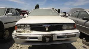 mitsubishi galant vr4 wagon 1993 mitsubishi diamante station wagon u2013 junkyard find