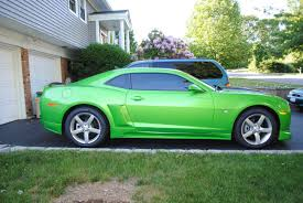 synergy green camaro ss for sale synergy green what color calipers camaro5 chevy camaro forum