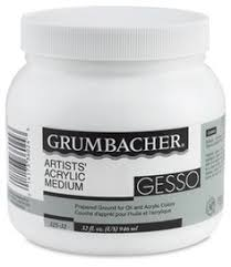 grumbacher acrylic set a starter set featuring six 24ml tubes