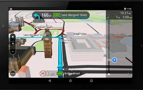 tomtom android tomtom goes free on android with 75km monthly navigation gadget