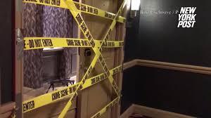 las vegas shooter stephen paddock u0027s body in hotel room surrounded