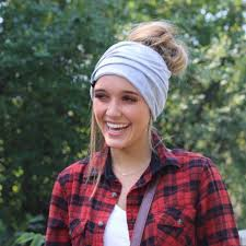 peek boo messy bun beanies u2013 small town style boutique