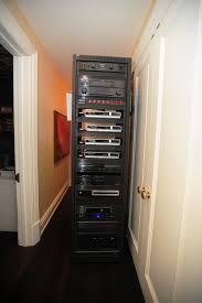 Audio Video Equipment Racks Integrated Custom Audio Video