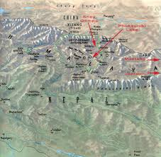 Maps Nepal by Nepal Guides Trekking Hiking Expedition And Mountaineering