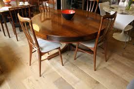 design twenty robert heritage bridgford dining table for archie