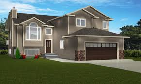 bi level home plans awesome bi level house plans with attached garage 21 pictures
