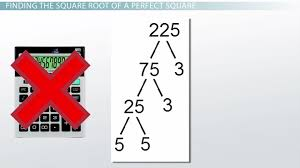evaluating square roots of perfect squares video u0026 lesson