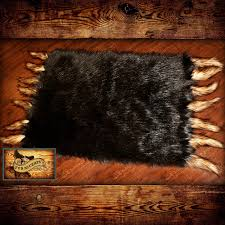 Faux Fur Blankets And Throws Amazon Com Fur Accents Buffalo Robe Wolf Tail Throw Blanket