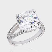 best cubic zirconia engagement rings birkat elyon experiences growth as couples discover the value of
