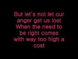 Pink Light Bridge Of Light P Nk Lyrics Full Version Youtube