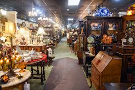 antique stores in plano
