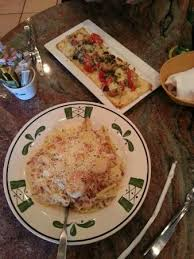 Five Cheese Marinara Sauce On Cavatappi Pasta With Chicken Meatballs - cavatappi with five cheese marinara and meatballs picture of olive