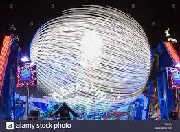 uk 19 november 2015 megaspin fairground ride hyde park
