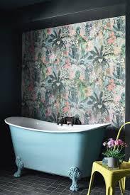36 best bathroom wallpaper ideas images on pinterest wallpaper