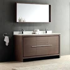 Bathroom Mirrors Houzz Modern 60 Inch Wide Bathroom Mirror In Projects Design Home