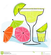cosmopolitan clipart retro style margarita stock vector image of celebration 4273100