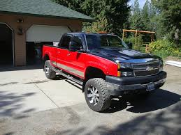 2 Tone Paint Exterior Paint Job Page 2 Chevy And Gmc Duramax Diesel Forum