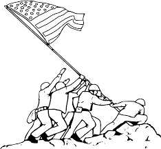 celebrations veterans memorial day coloring pages womanmate com