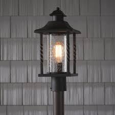 Outdoor Post Light L Post Lights You Ll Wayfair