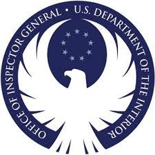 Department Of The Interior Doi Doi Oig Doioig Twitter