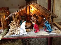 presepe a christmas tradition in naples