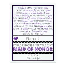 matron of honor poem honor poem invitations announcements zazzle co nz
