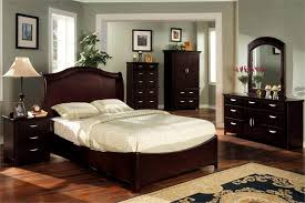 Paint Colors For Bedroom With Dark Furniture | grey paint colors for bedroom with dark cherry furniture home