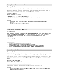 Resume For Civil Engineering Job by Curriculum Vitae 1