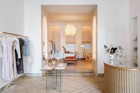 House Design New York Ulla Johnson U0027s Nyc Boutique Takes After A Town House