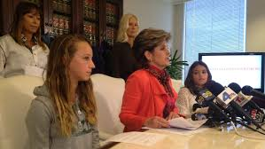 kids at halloween horror nights gloria allred demands u0027accountability u0027 after universal studios