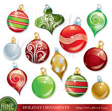 ornaments clipart clipart collection christmas clip art images
