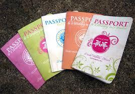 chelsea u0027s diy passport template u0026 pics includes boarding pass
