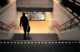 free photo man walking home stairs commute free image on