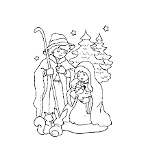 christmas story coloring pages gt gallery nativity