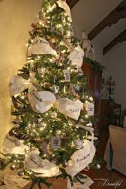 Ideas Decorating Christmas Tree - christmas christmas treeibbon ideas decorating with for