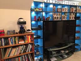 Xbox Bedroom Ideas 8 Best My Video Game Room Images On Pinterest Console Cabinet
