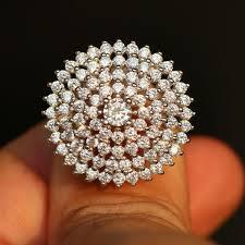 beautiful big rings images 2018 925 sterling silver beautiful design ring big round luxury jpg
