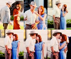 ryan gosling emma stone couple film oh my gosh they re in another movie together please get married